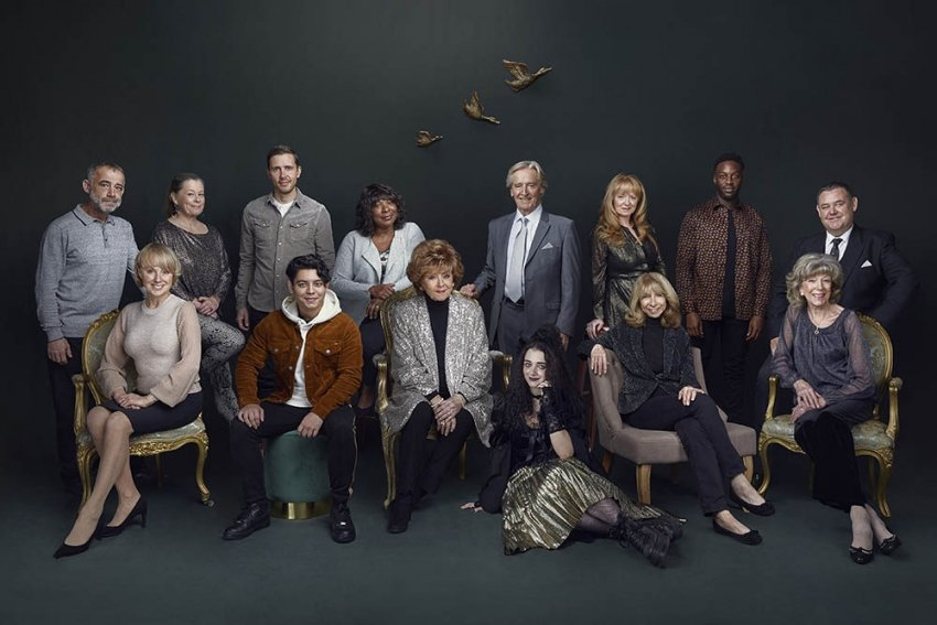 The official 60th anniversary press shot.